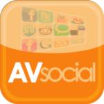 avsocial podcast logo