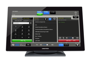 AVos is a meeting room AV system that increases productivity, eliminates IT support calls, and delivers a superb, consistent experience every meeting.