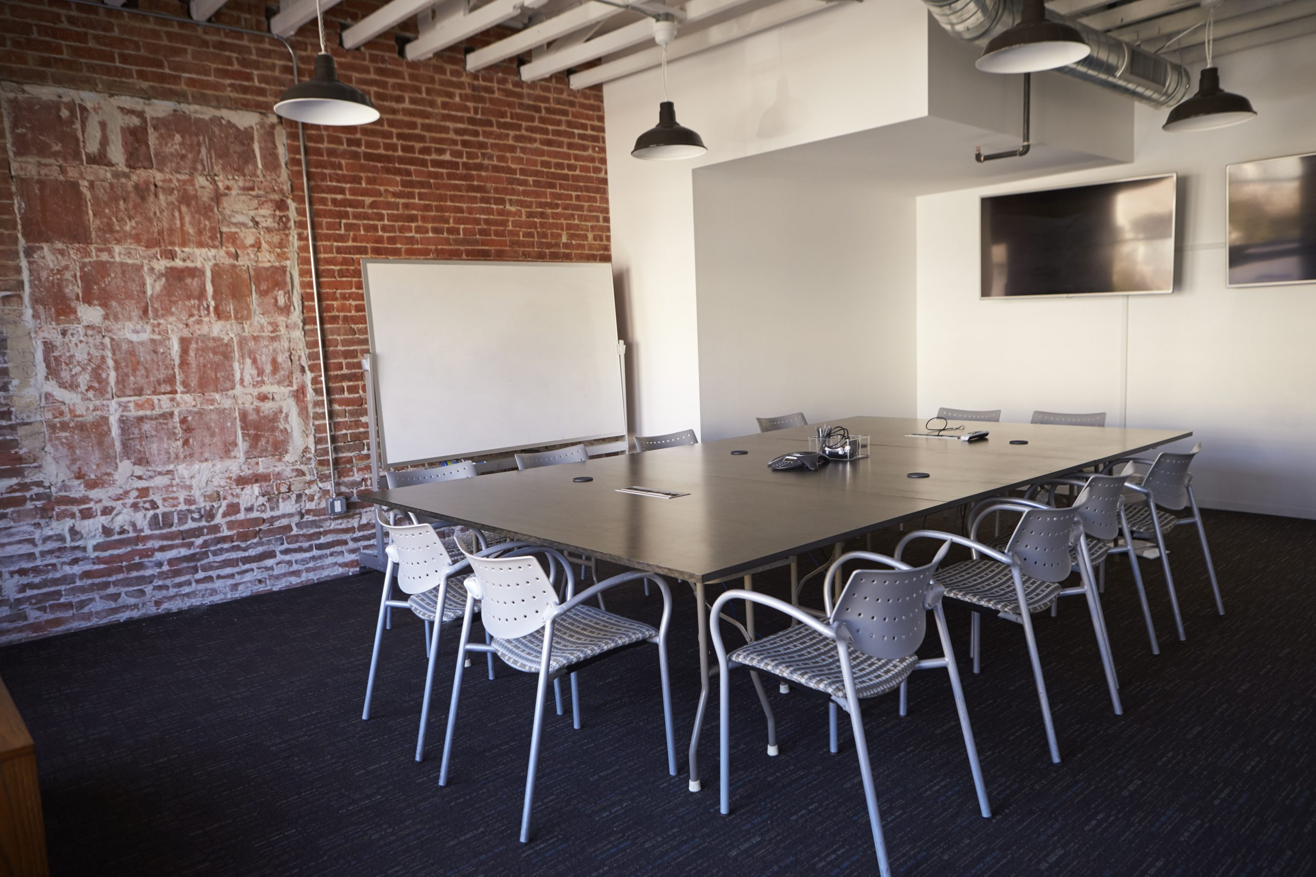The environment of your meeting room needs to be considered when adding AV technology.